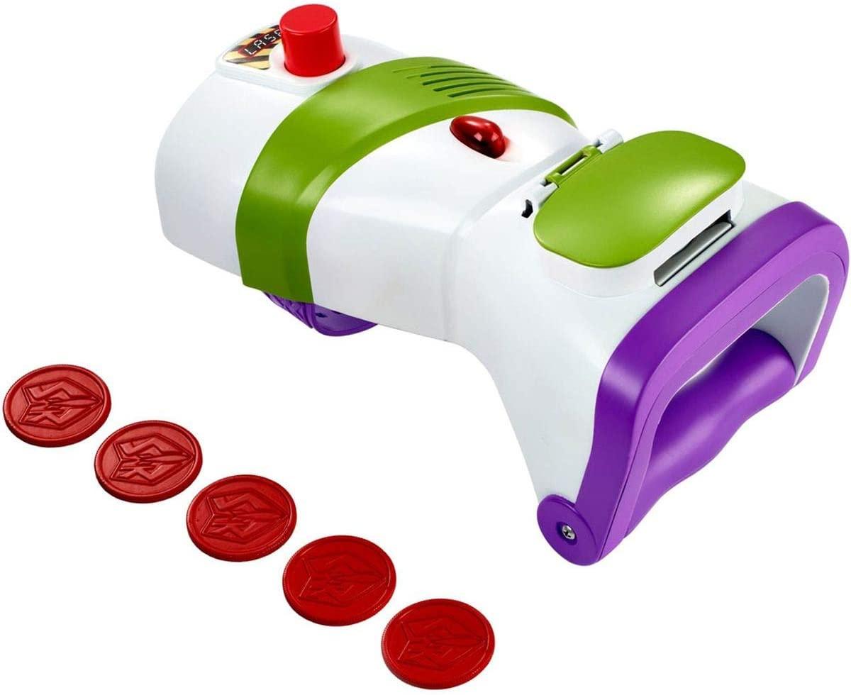 Disney Pixar GDP85 Toy Story Buzz Lightyear Rapid Disc Blaster