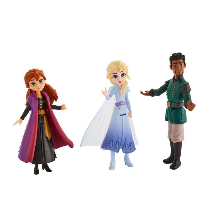 Disney Frozen II E5504(E6912) Elsa, Anna and Mattias Dolls