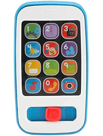 Fisher Price CFC90(CFC78) Smart Phone (Blue)
