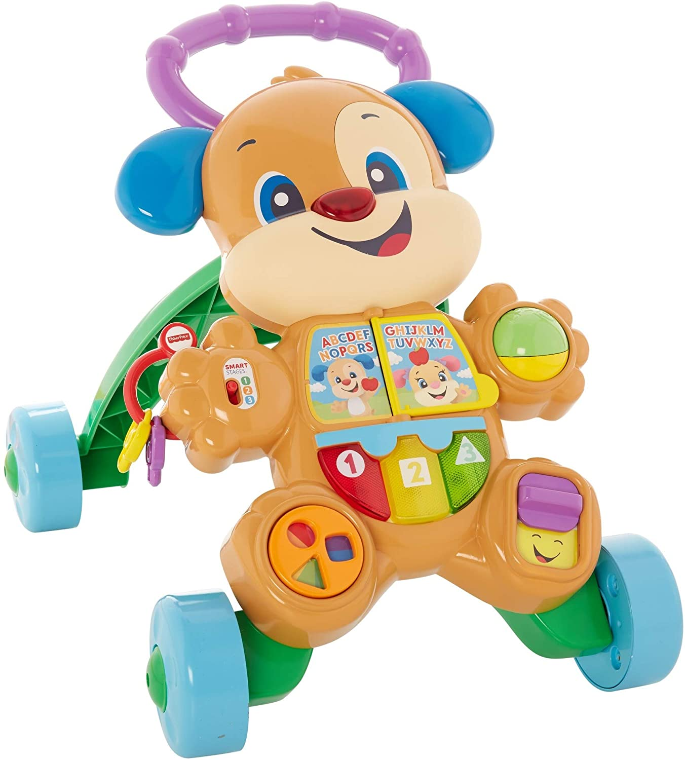 Fisher Price FHY94 Laugh & Learn Smart Stages Learn with Puppy Walker