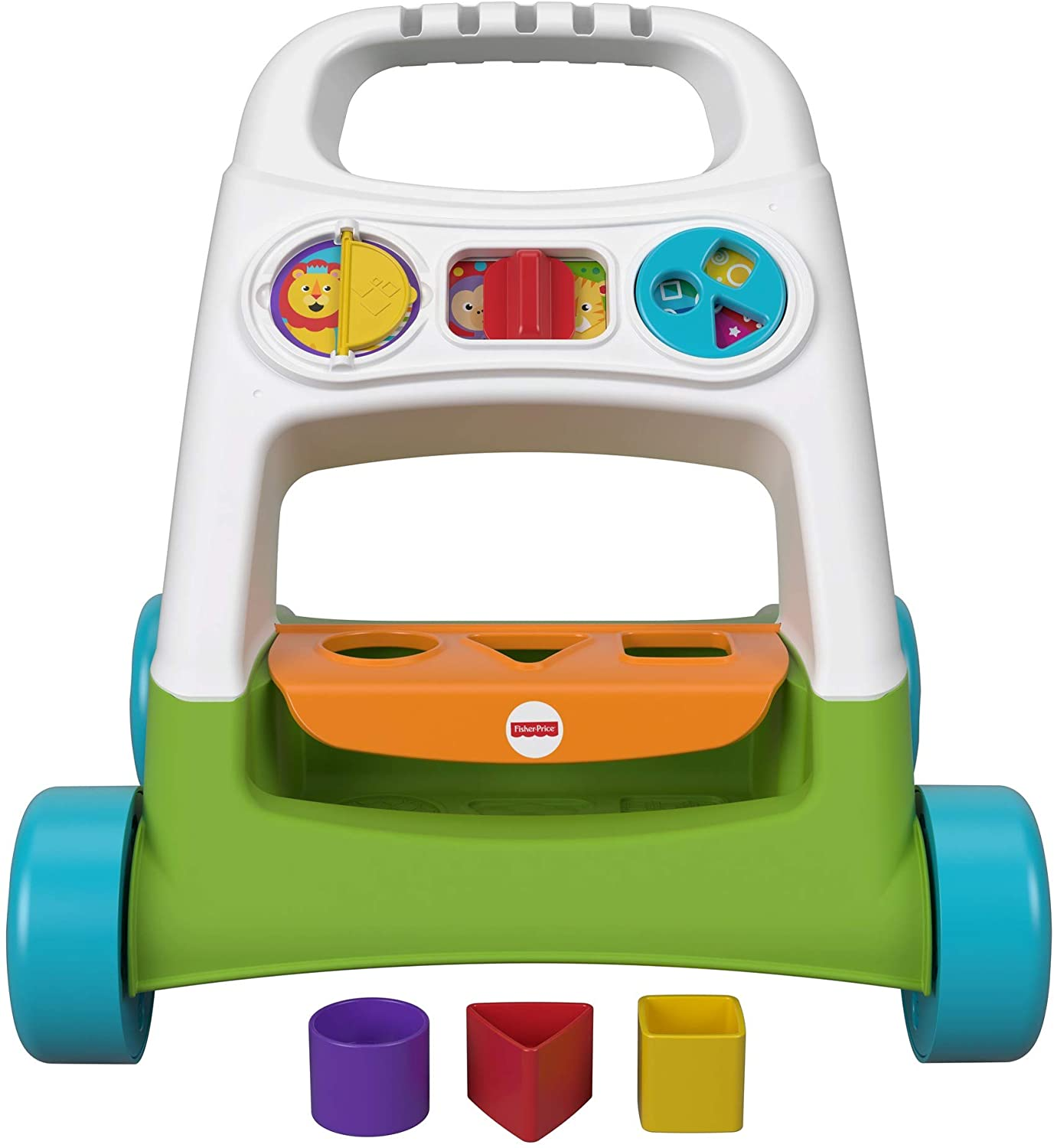Fisher Price FYK65 Busy Activity Walker