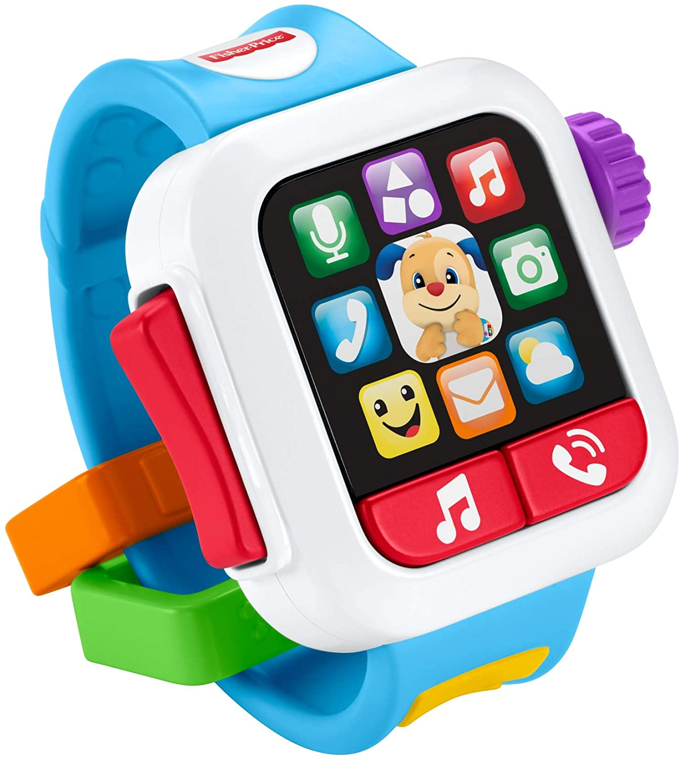 Fisher Price GJW17 L&L Time to Learn Smartwatch