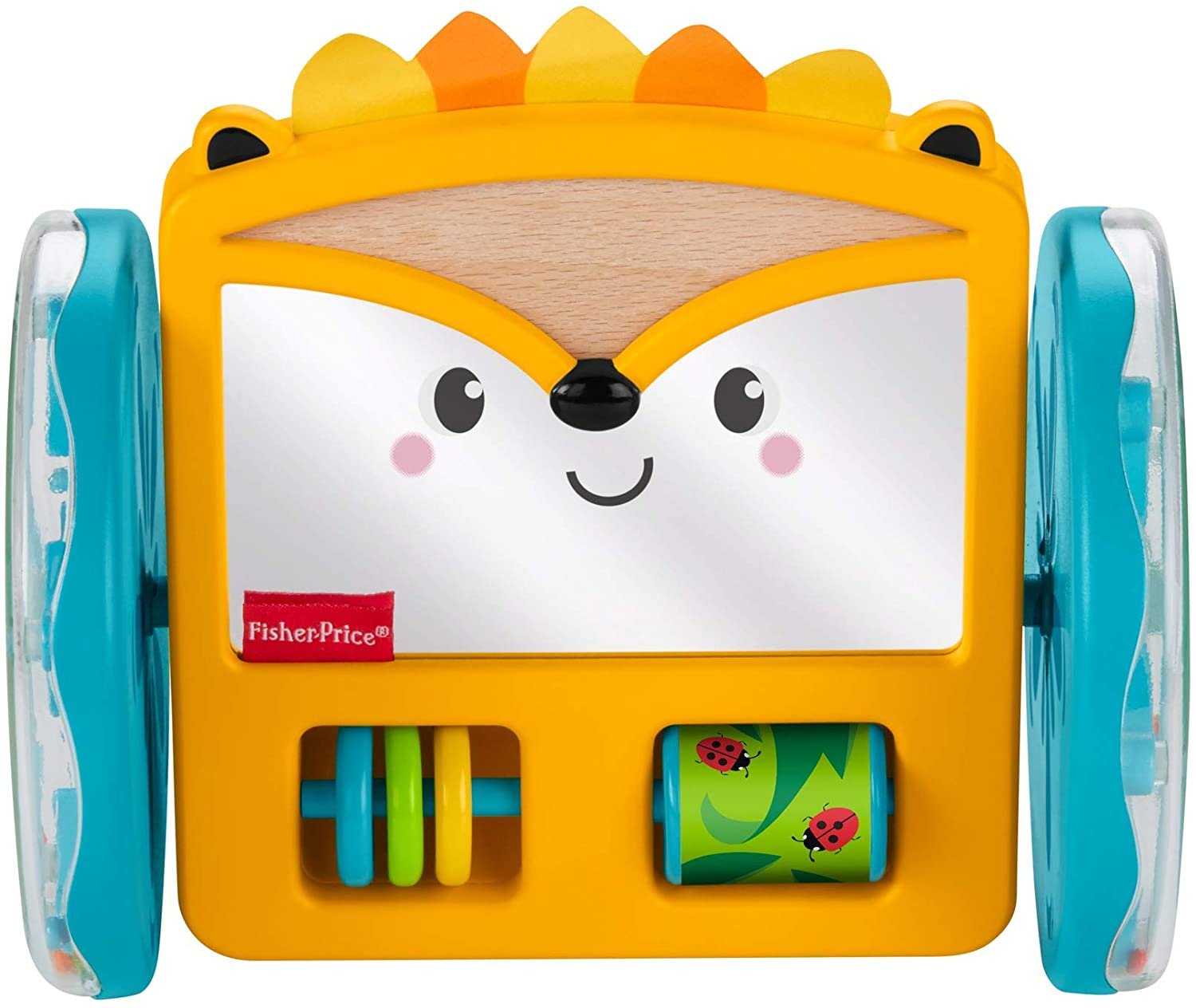 Fisher Price GJW14 Play & Crawl Hedgehog Mirror