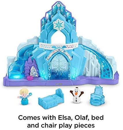 Fisher Price GGV29 LP Disney Frozen Elsa's Ice Palace