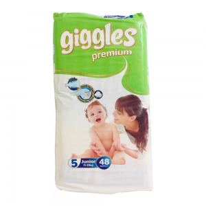 Giggles Jumbo Pack 11-25 Kg junior 48 Pcs