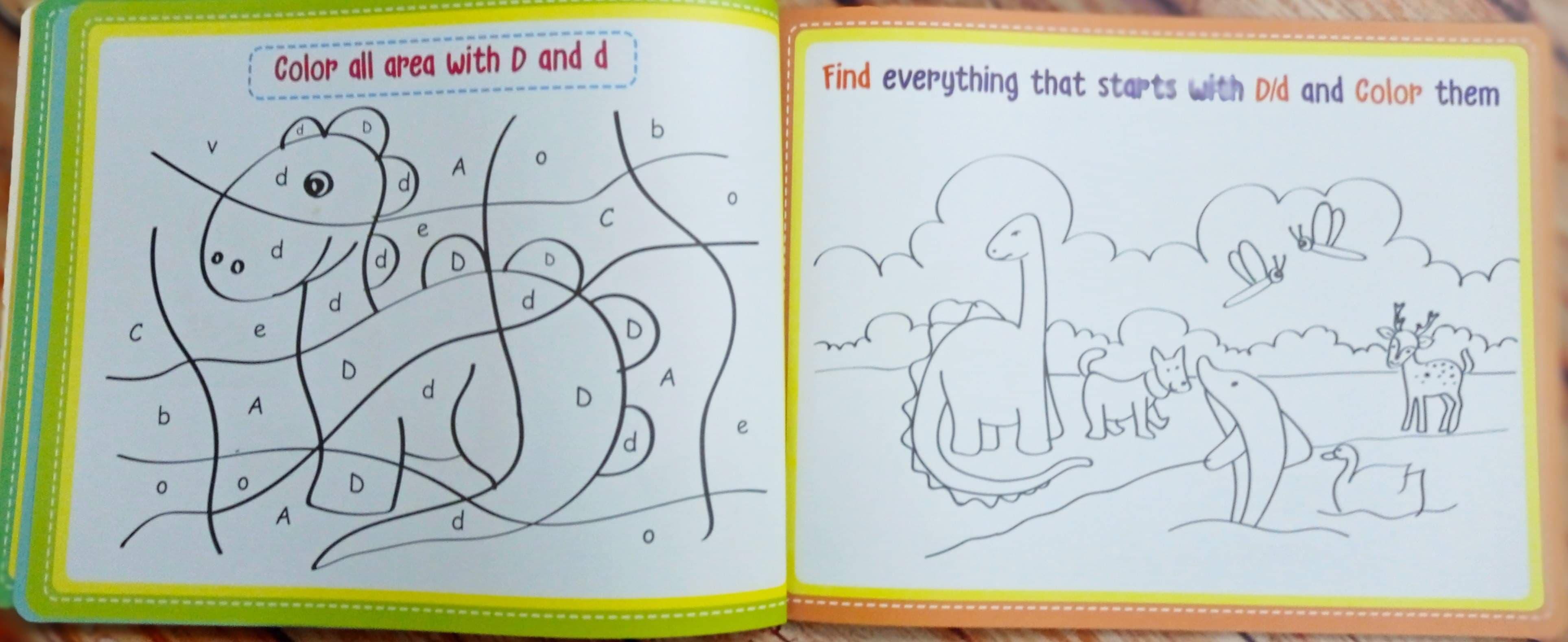 Goofi Play with Alphabet