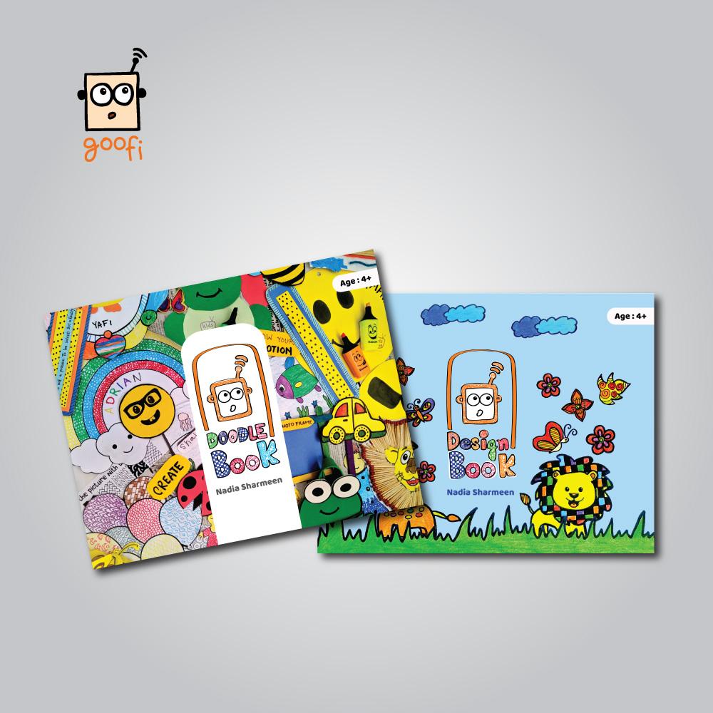 Goofi Design Book Set