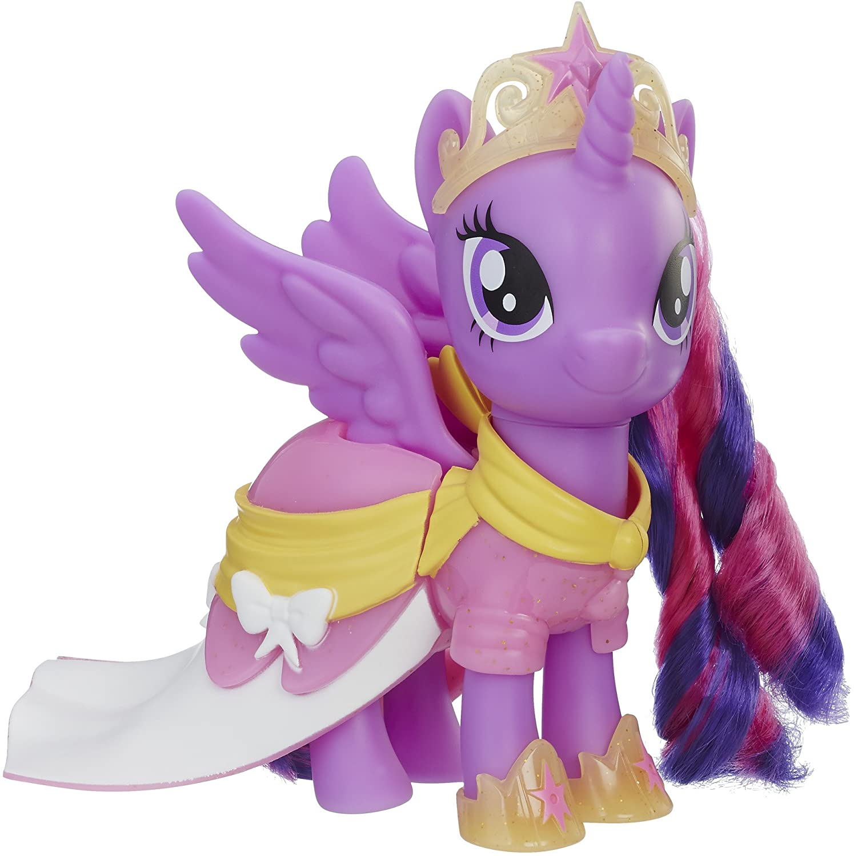 Hasbro C0721 My Little Pony Snap-On Fashion Twilight Sparkle