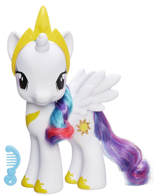 My Little Pony B0368(C2169) 8-inch Princess Celestia Figure