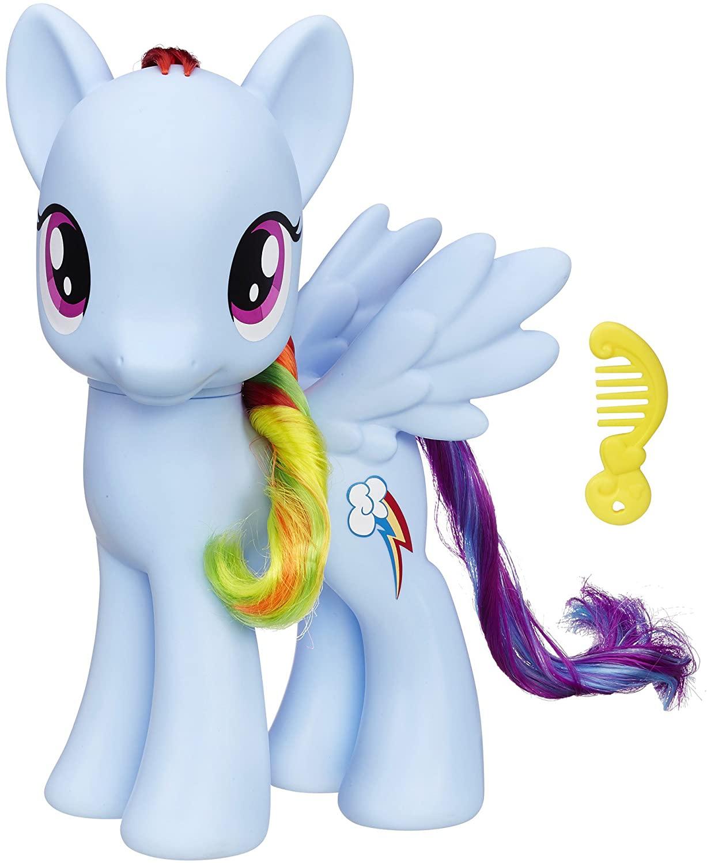 My Little Pony B0368(C2167) 8-Inch Rainbow Dash Figure