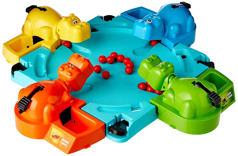 Hasbro 98936 Hungry Hippos Game