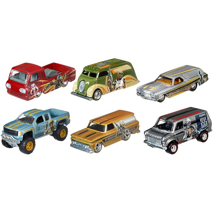 Hot Wheels®Pop Culture Collection DLB45