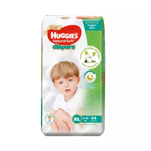 Huggies Baby Diaper Ultra Belt XL 11-16 kg
