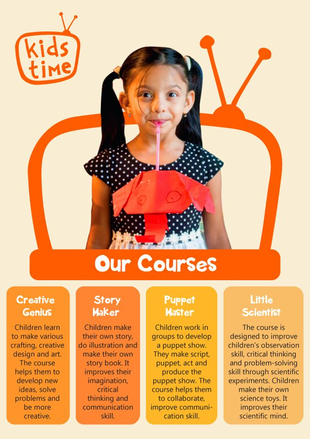 Child's Creative Course