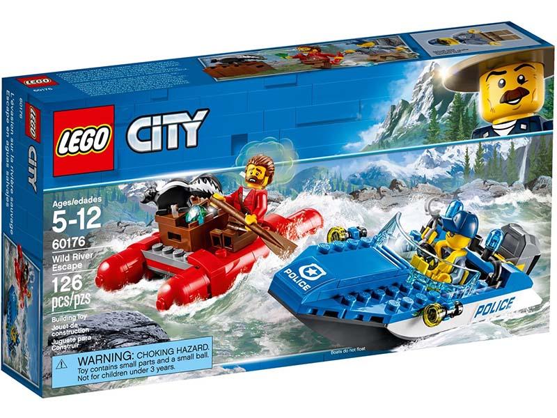 LEGO  Wild River 60176