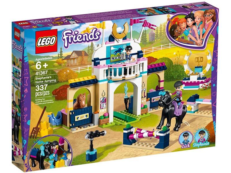LEGO Stephanie's Horse 41367