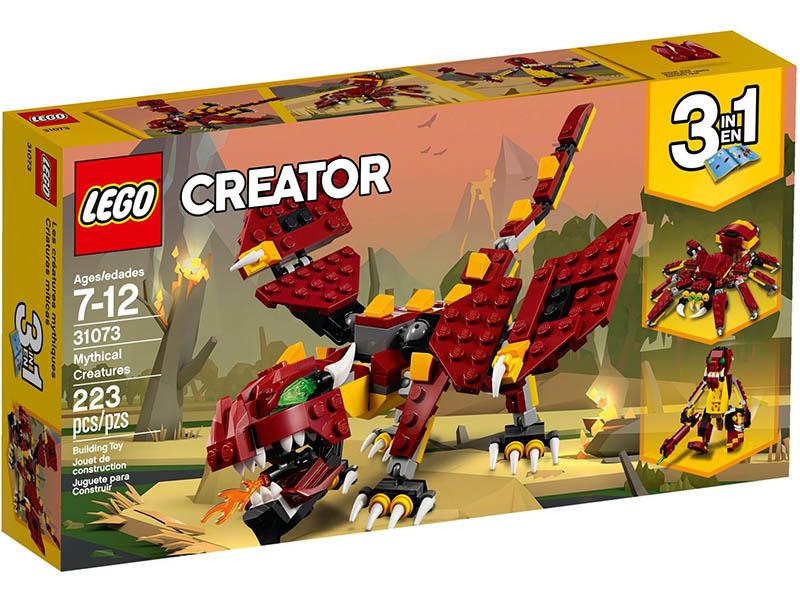 LEGO 31073 Mythical Creatures V29