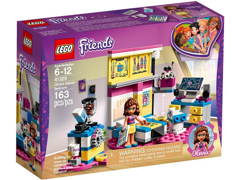 LEGO Olivia's Deluxe 41329