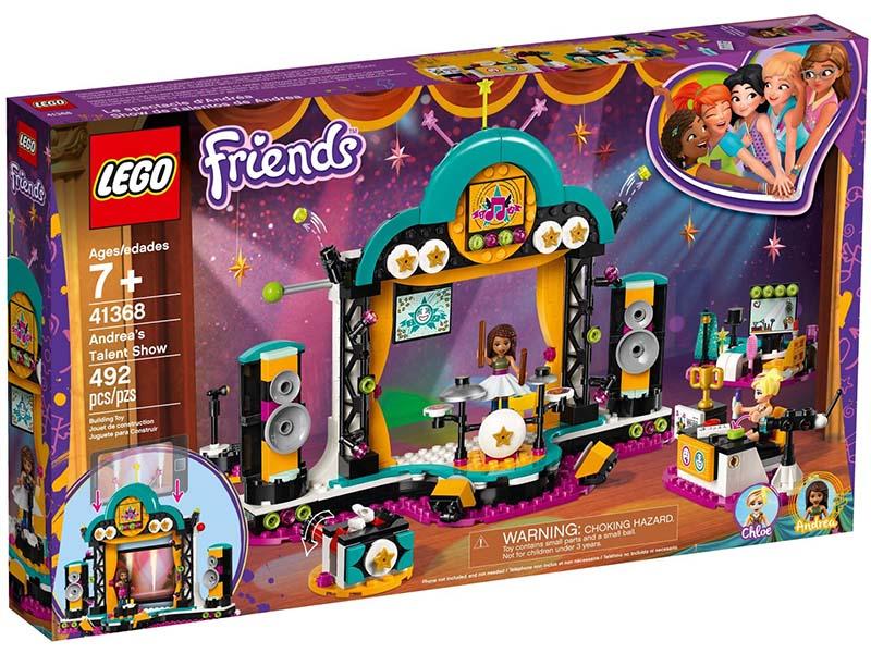 LEGO Andrea's Talent Show V29 41368