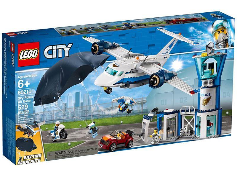 LEGO Sky Police Air Base V29 60210