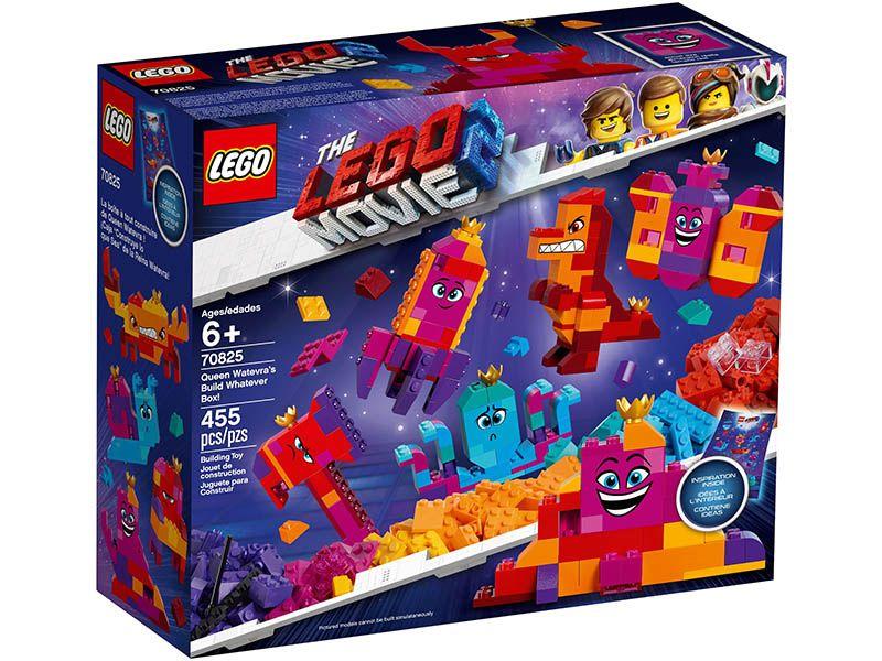 LEGO Queen Watevra's 70825
