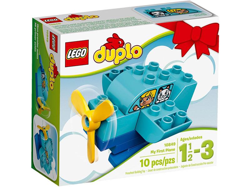 LEGO My First Plane  10849