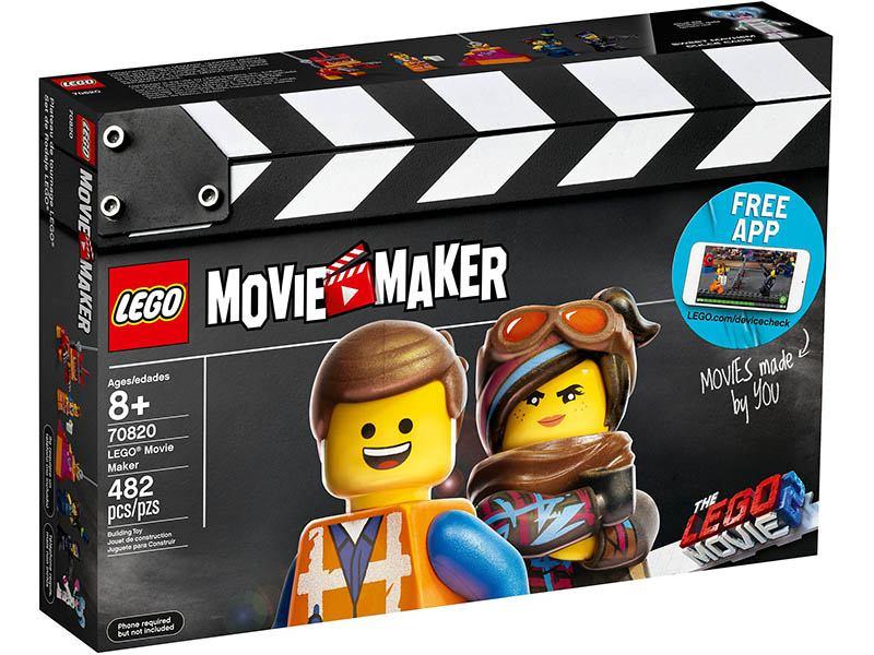 LEGO® Movie Maker V29 70820