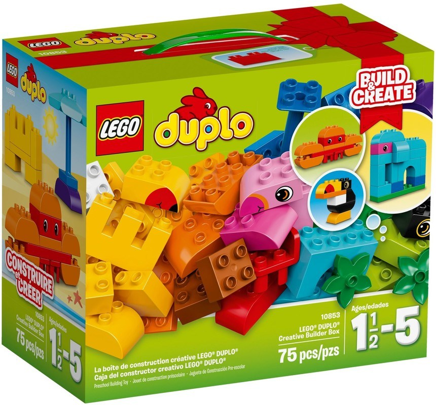 LEGO  DUPLO Creative 10853