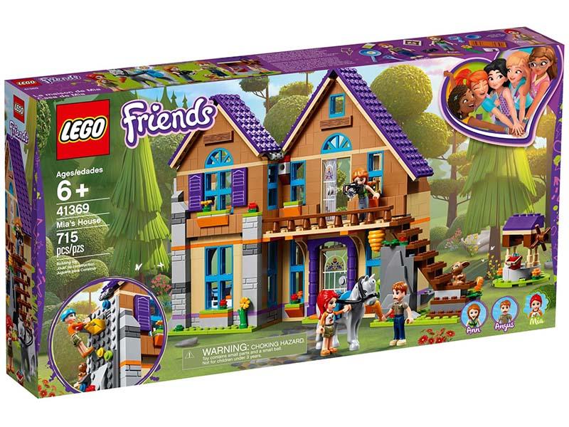 LEGO Mia's House V29 41369
