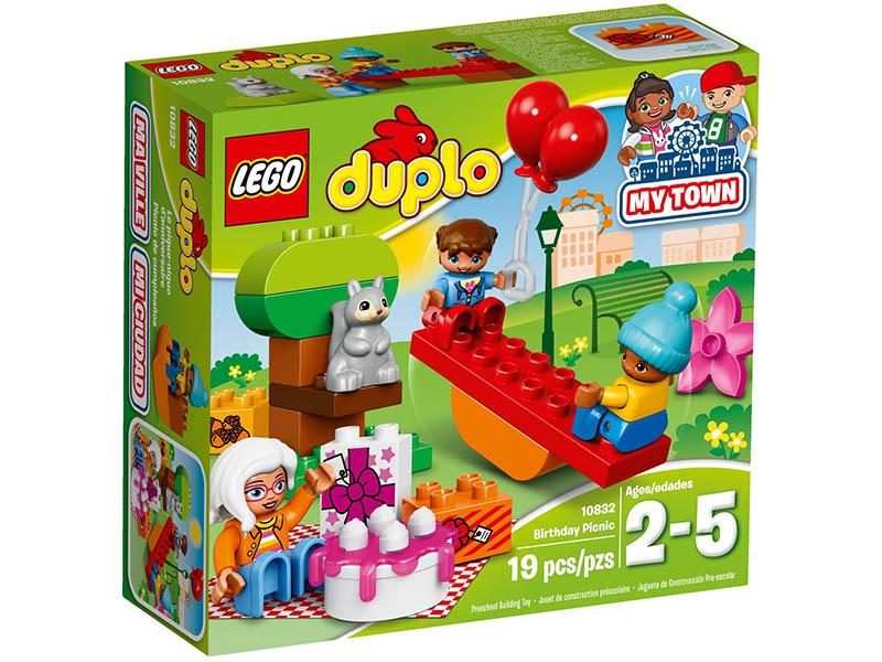 LEGO Birthday Picnic 10832