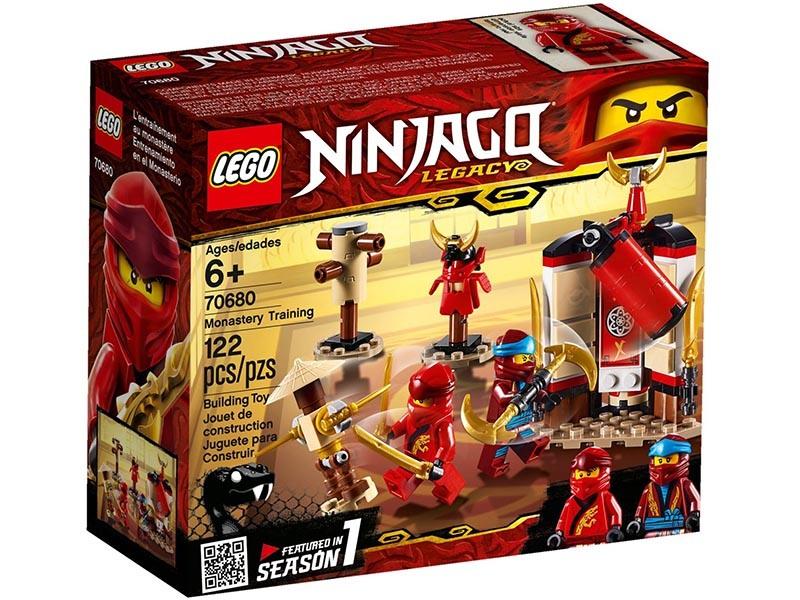 LEGO Monastery Training V29 70680