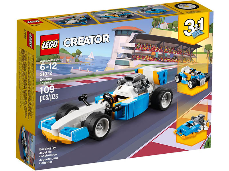 LEGO  Extreme Engines V29 31072
