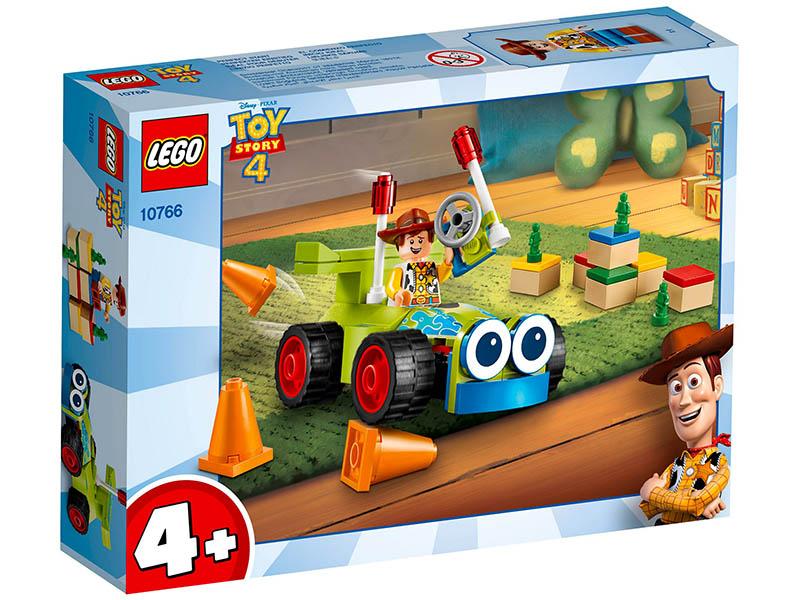 LEGO Woody & RC V29 10766