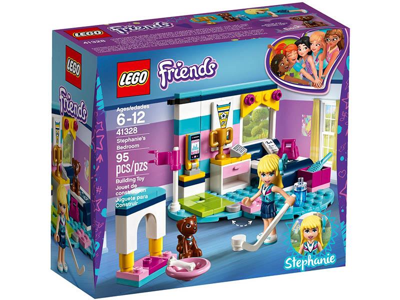 LEGO  Stephanie's Bedroom V29 41328