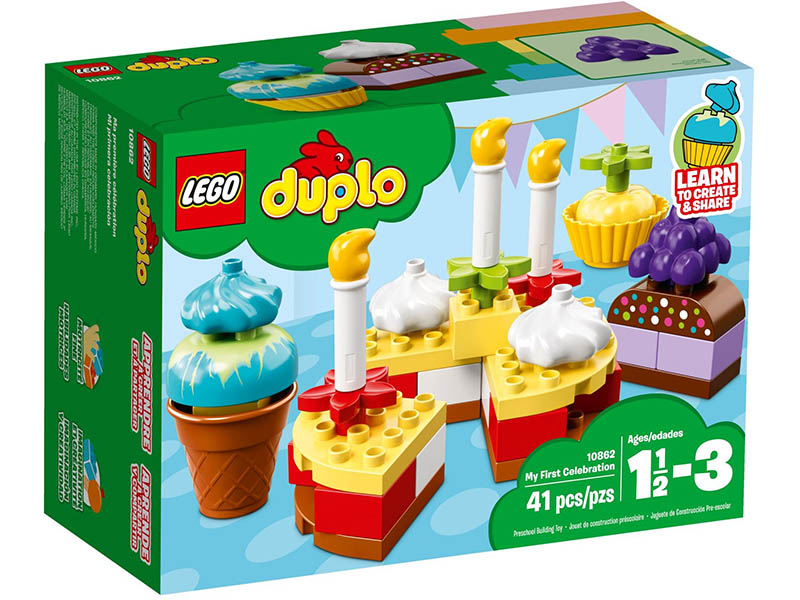 LEGO My First Celebration V29 10862