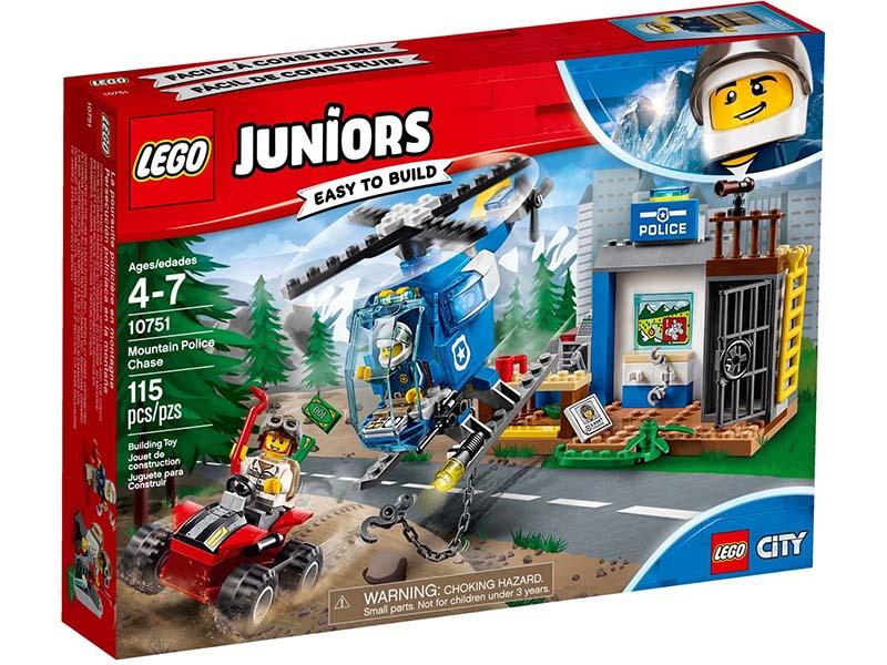 LEGO Mountain Police 10751
