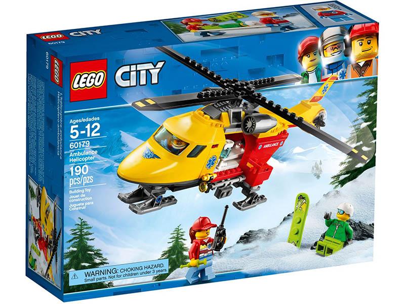 LEGO  Ambulance 60179