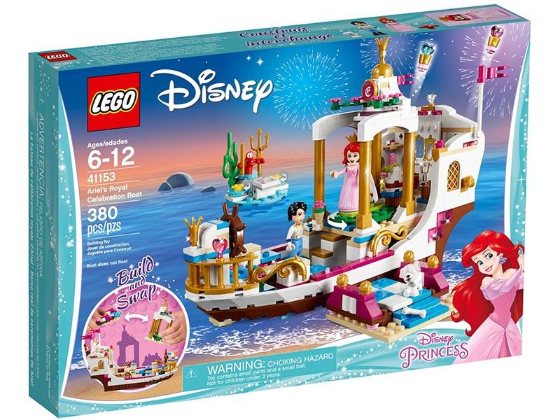 LEGO  Ariel's Royal 41153