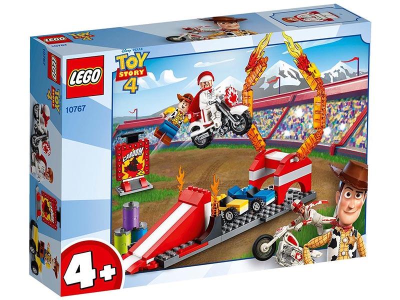 LEGO Duke Caboom's Stunt 10767