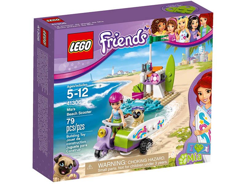 LEGO  Mia's Beach Scooter 41306