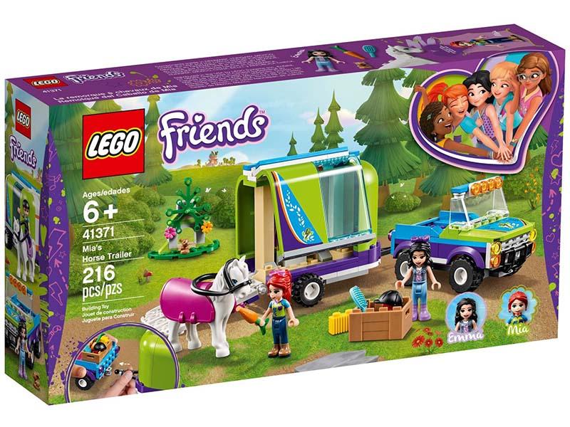 LEGO Mia's Horse Trailer V29 41371