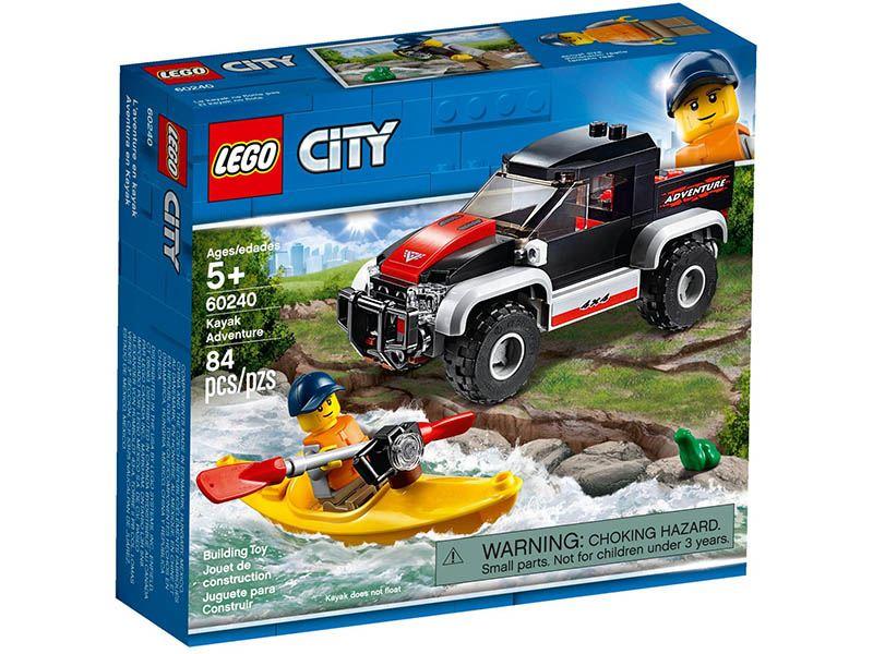 LEGO Kayak Adventure V29 60240