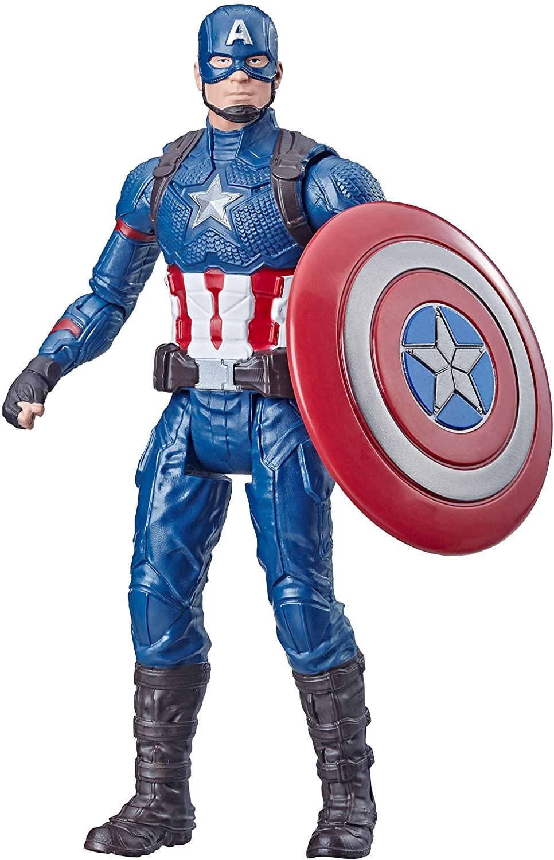 Marvel B1686(B1815) Captain America Figure