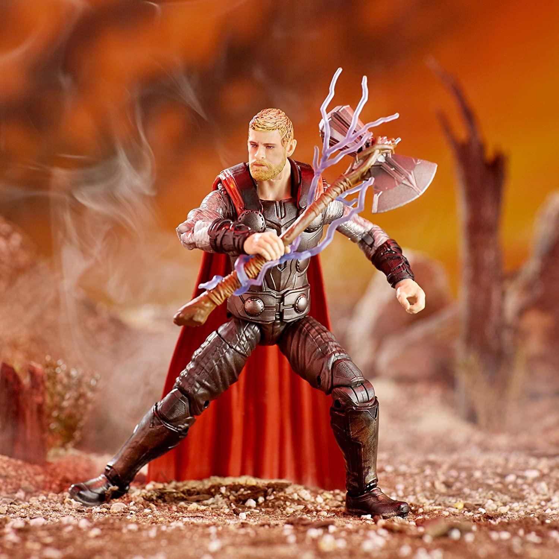 Hasbro E0857(E3982) Marvel Legends Series Avengers Infinity War Thor