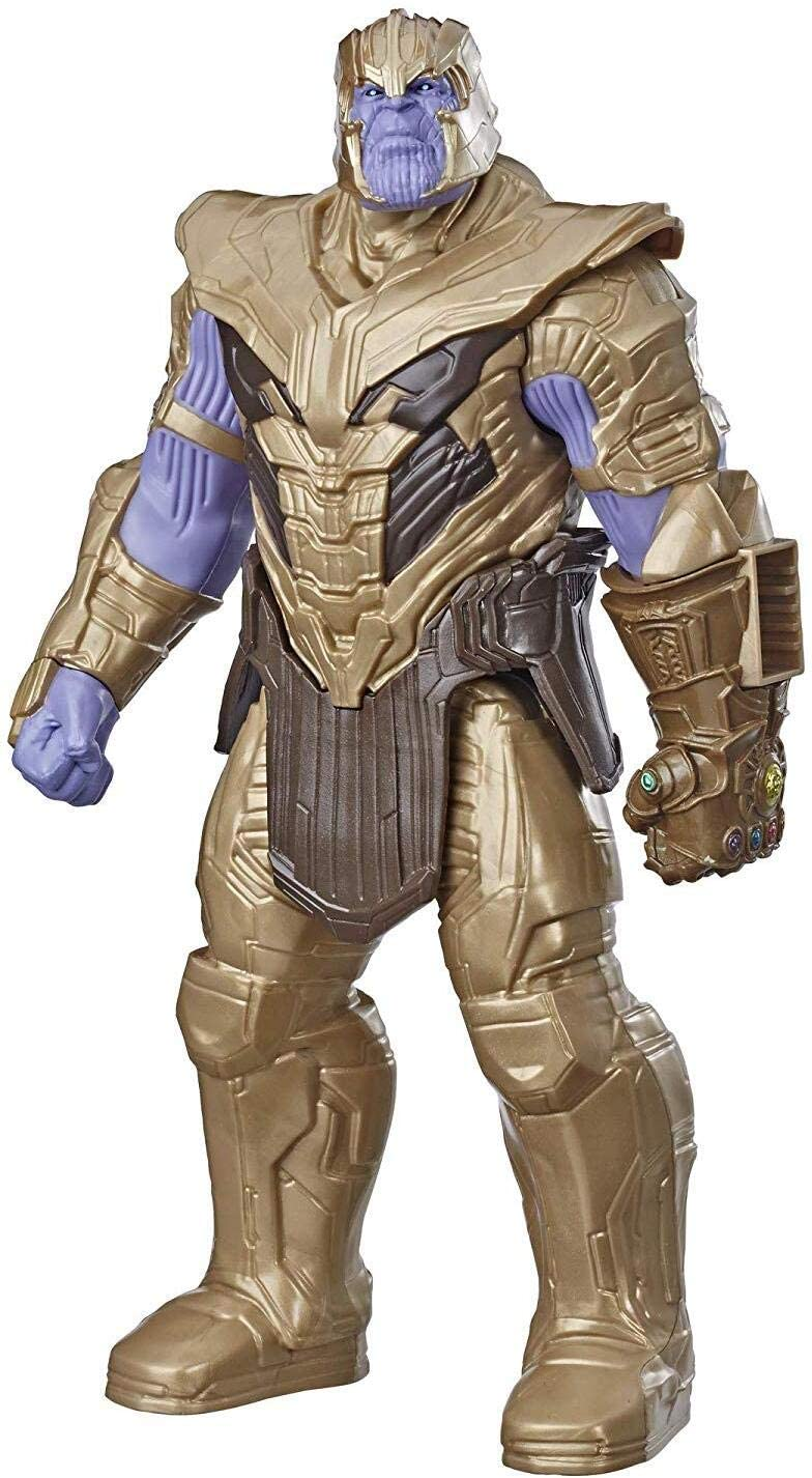 Marvel E4018 Avengers Endgame Titan Hero Thanos