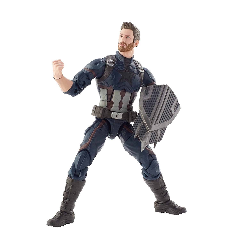 Hasbro E0857(E3980) Marvel Legends Series Avengers Infinity War Captain America