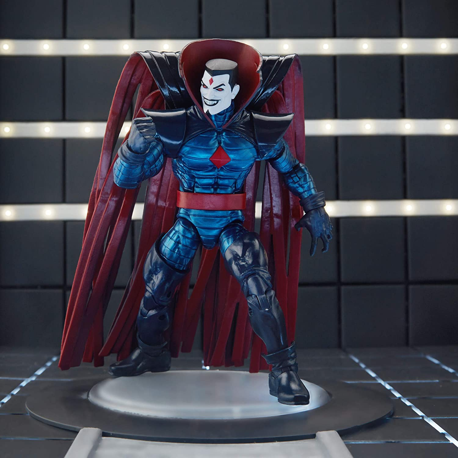 Marvel Legends E5302(E6116) Series 6-inch Collectible Action Figure Mister Sinister Toy