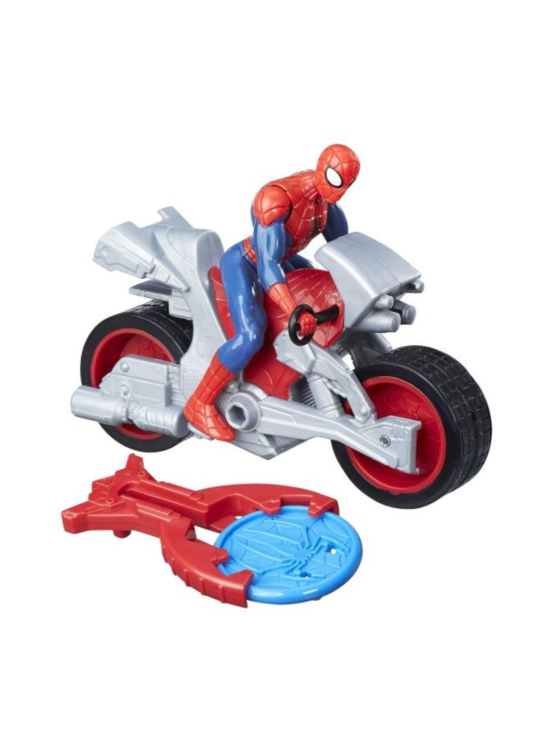 Marvel Spiderman Blast and Go