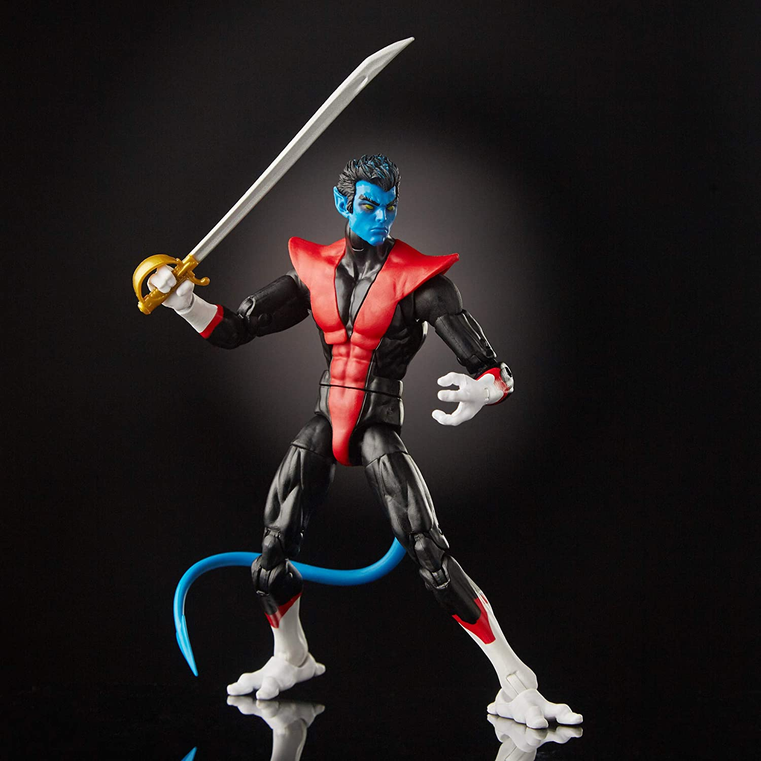 Marvel Legends E5302(E6115) Series 6-inch Collectible Action Figure Nightcrawler Toy