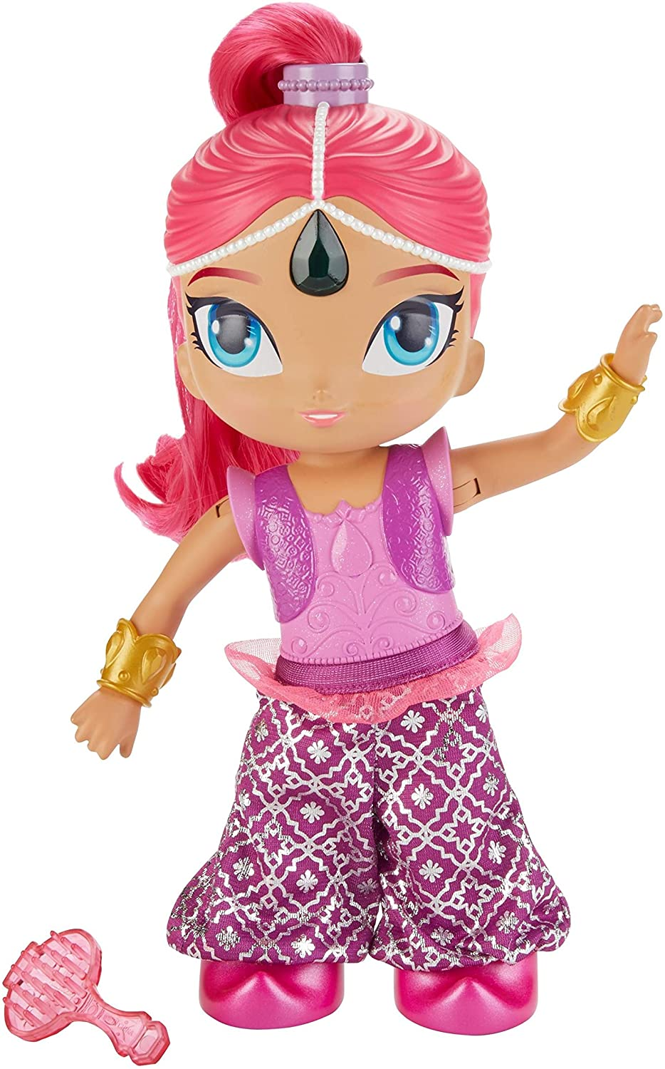 Shimmer and Shine DYV78(DYV83) Genie Dance Shimmer Doll